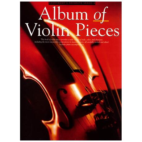 Album of Violin Pieces