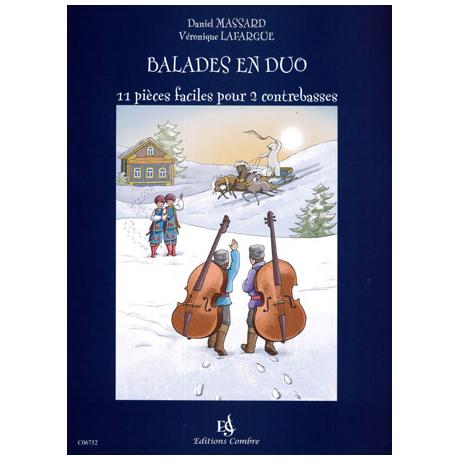 Massard / Lefargue: Ballades en duo