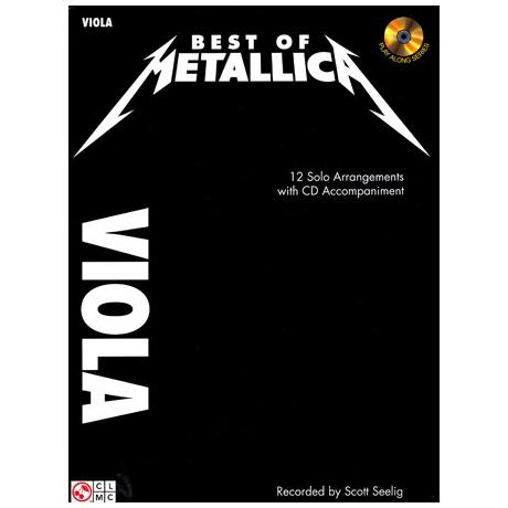 Metallica: Best Of (+CD)