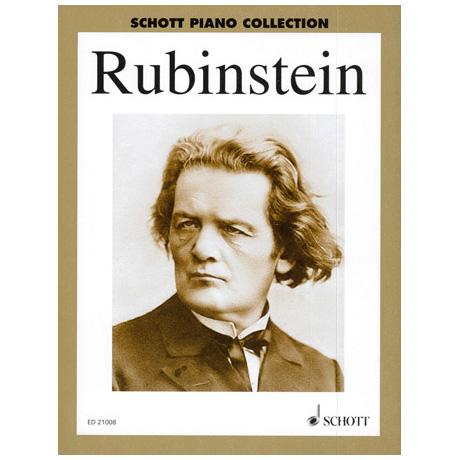 Schott Piano Collection – Rubinstein