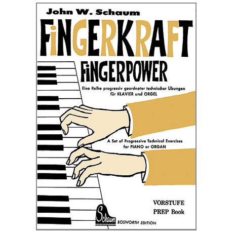 Schaum, John W.: Fingerkraft Vorstufe