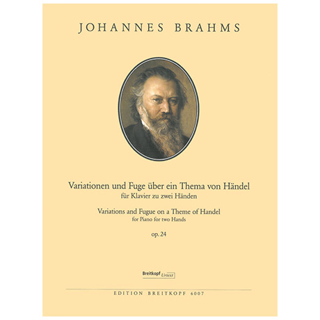 Brahms, J.: Händel-Variationen Op. 24