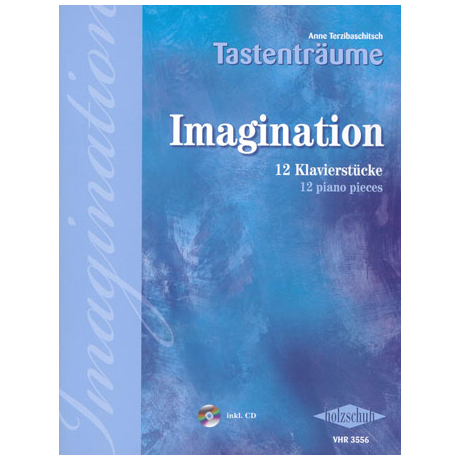 Terzibaschitsch, A.: Imagination (+CD)