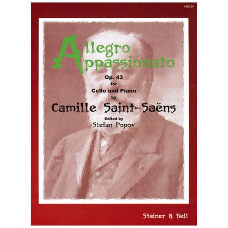 Saint-Saens: Allegro appassionato op.43