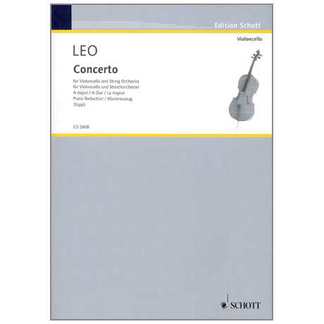 Leo, L.: Konzert A-Dur