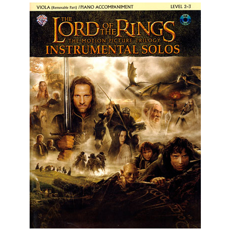 The Lord of the Rings (+CD)