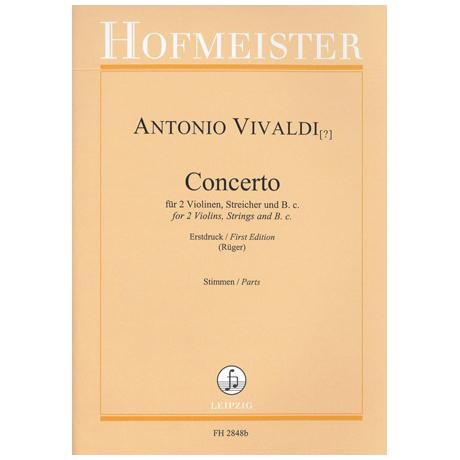 Vivaldi, A.: Concerto