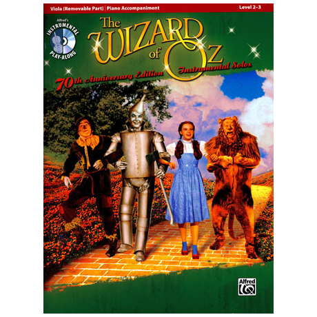 The Wizard Of Oz - 70th Anniversary (+CD)
