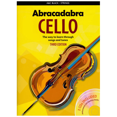 Passchier, M.: Abracadabra Cello (+2CDs)