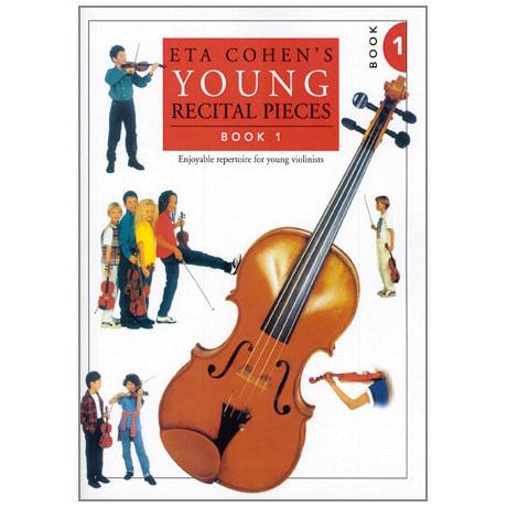 Eta Cohen: Young Recital Pieces Band 1
