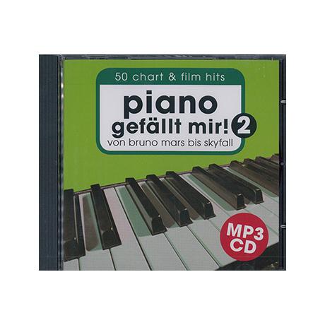 Piano gefällt mir! 2 – CD