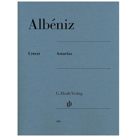 Albéniz, I.: Asturias