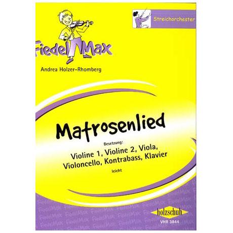 Holzer-Rhomberg: Matrosenlied