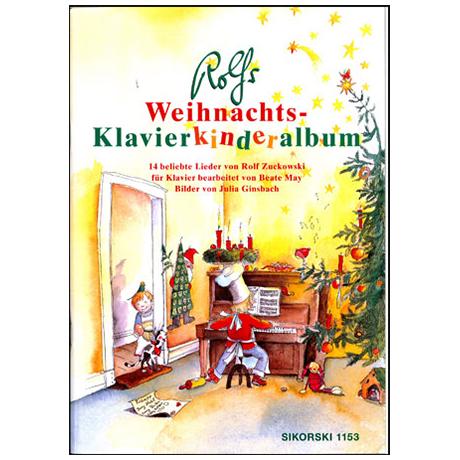 Weihnachts-Klavierkinderalbum