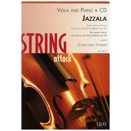 Stibor, C.: Jazzala (+CD)