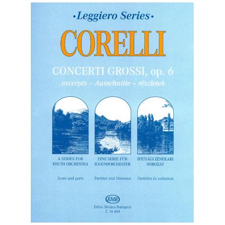 Leggiero - Corelli: Concerti grossi
