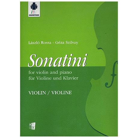 Rossa, L.: Colour Strings - Sonatini