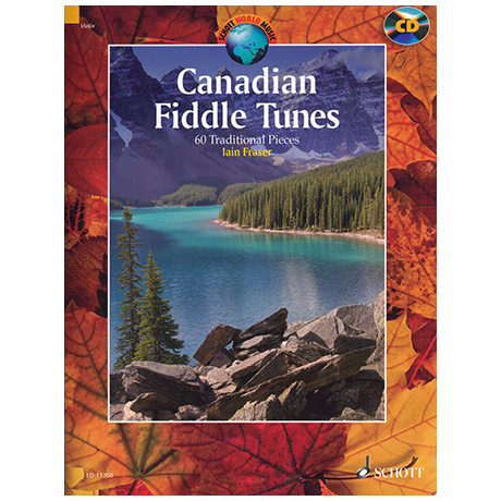 Canadian Fiddle Tunes (+CD)