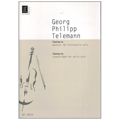 Telemann, G.P.: Fantasia