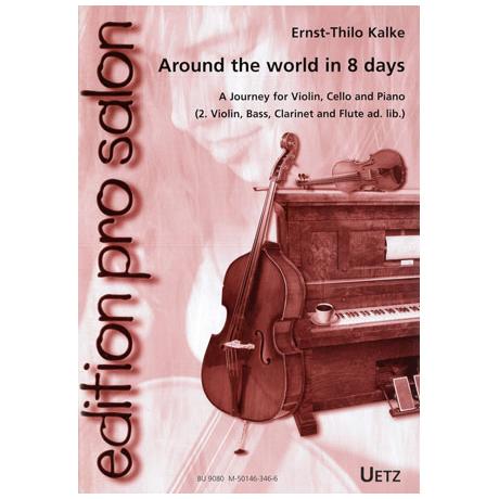 Kalke, E.-Th.: Around the world in 8 days
