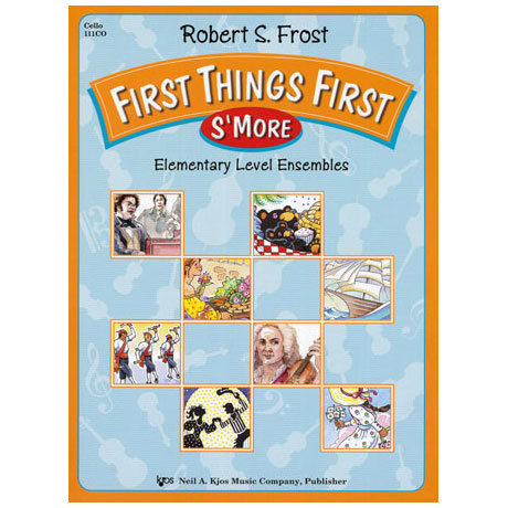 Frost: First Things First S'More