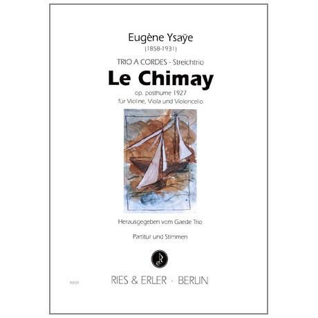 Ysaye, E.: Le Chimay
