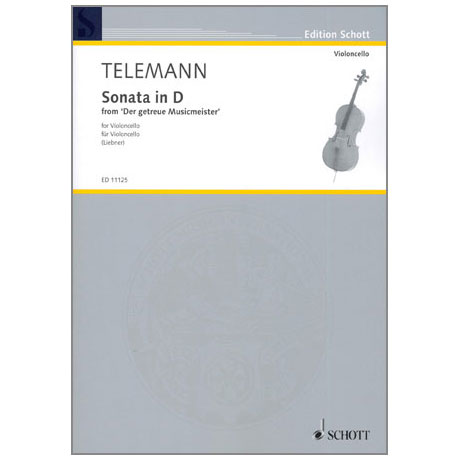 Telemann, G.P.: Sonate in D