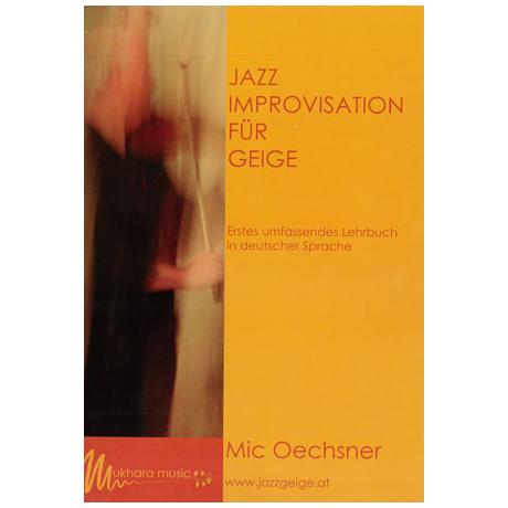 Oechsner, M.: Jazz-Improvisation für die Geige