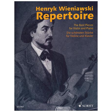 Wieniawski, H.: Repertoire — Die schönsten Stücke