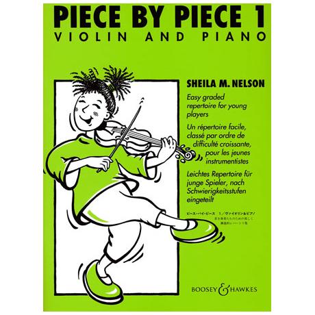 Nelson, S.: Piece by Piece 1