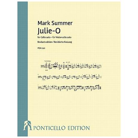 Summer, M.: Julie-O
