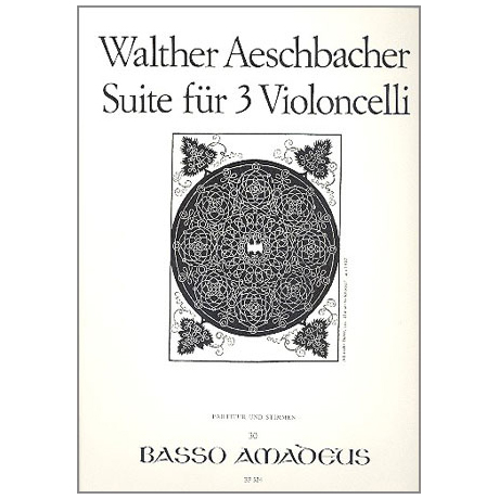 Äschbacher, W.: Suite Op.27