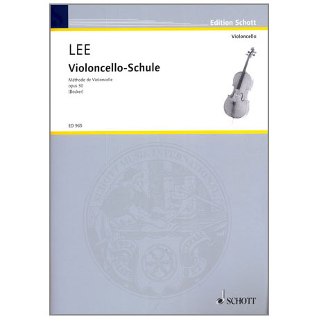 Lee: Violoncello-Schule