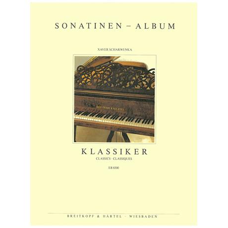 Sonatinen-Album Klassiker (X. Scharwenka)