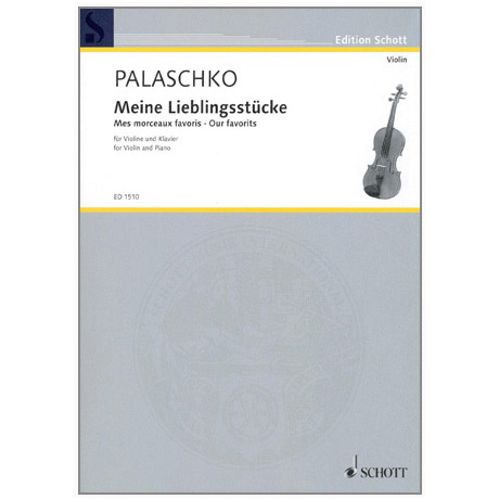 Palaschko, J.: Meine Lieblingsstücke