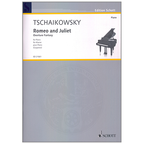 Tschaikowski, P. I.: Romeo and Juliet (Ouverture Fantasie)