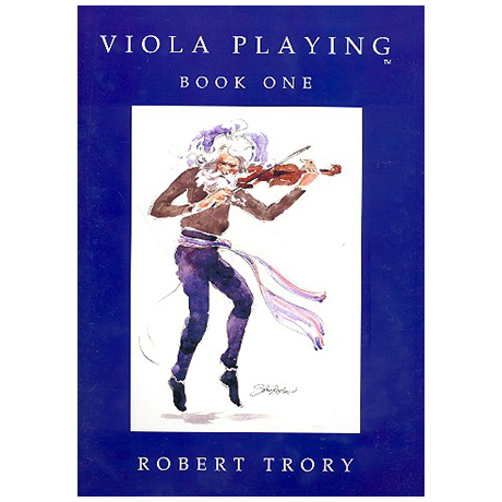 Trory, R.: Viola Playing Vol.1