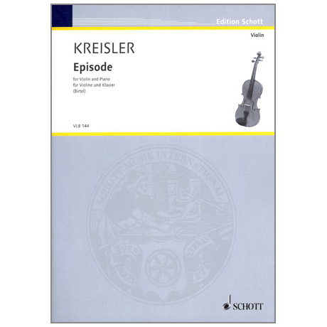 Kreisler, F.: Episode