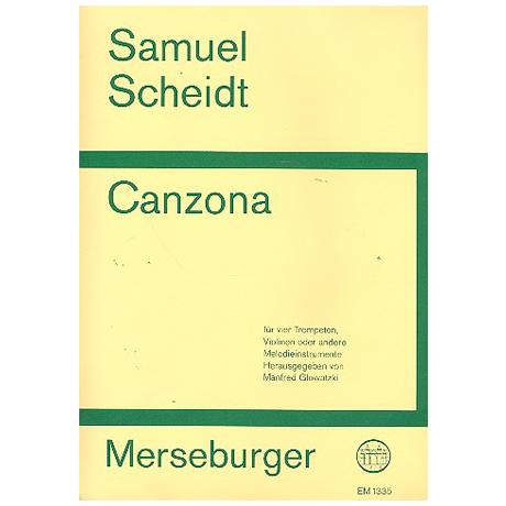 Scheidt, S.: Canzona