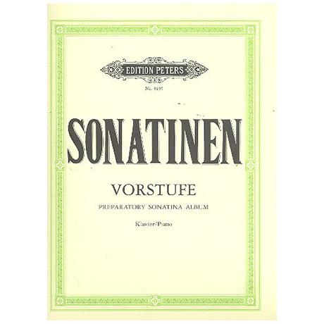 Sonatinen-Vorstufe