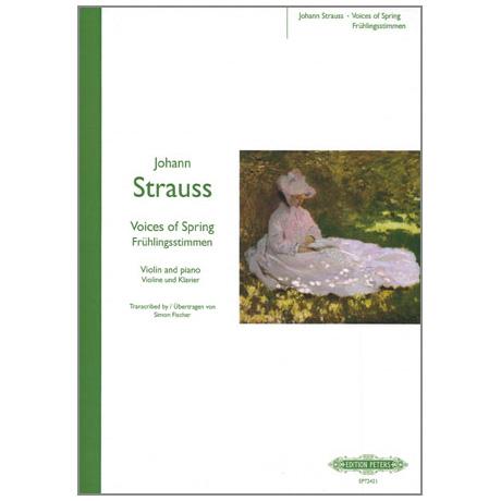 Strauss, J.: Frühlingsstimmen