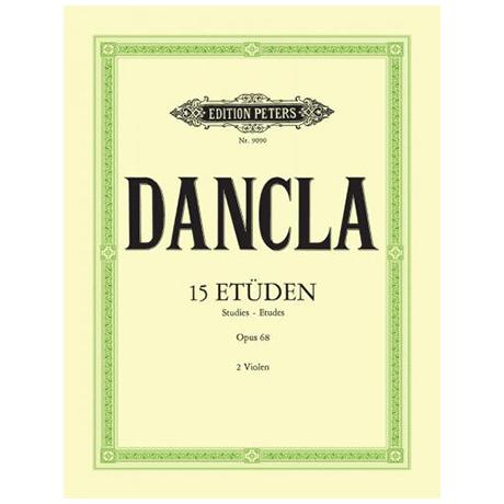 Dancla, Ch.: Etüden Op. 68