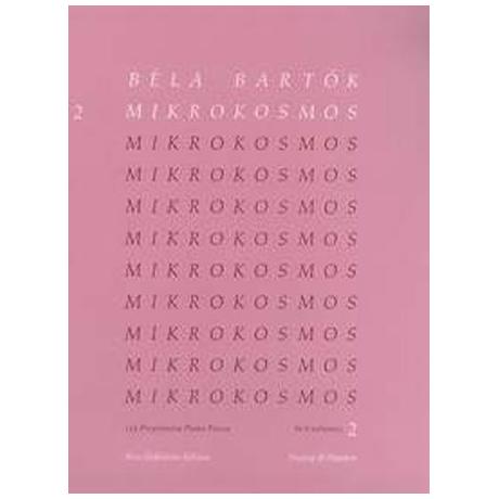 Bartók, B.: Mikrokosmos Band 2