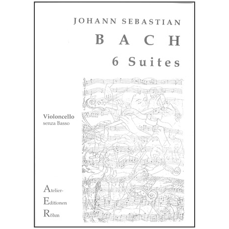 Bach, J.S.: 6 Cello-Suiten
