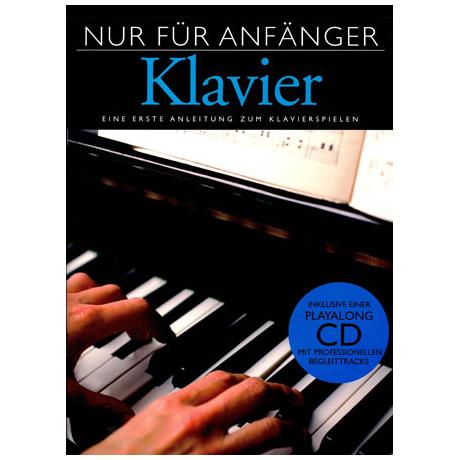 Nur für Anfänger - Klavier (+CD)