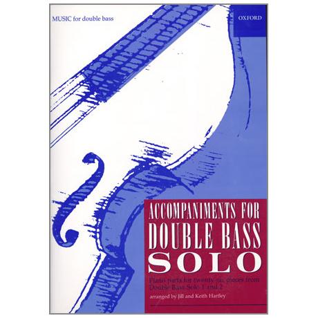 Hartley: Double Bass solo 1 & 2