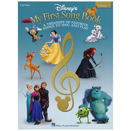 Disney's My First Songbook Band 5
