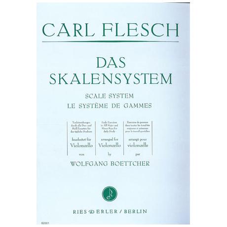 Carl Flesch: Das Skalensystem