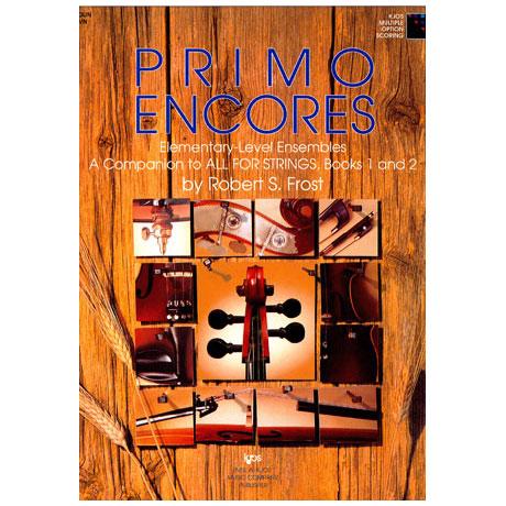Alles für Streicher - Primo Encores