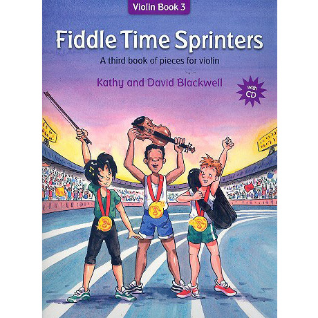 Blackwell: Fiddle Time Sprinters (+CD)